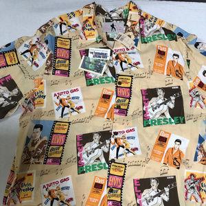 fa2138e4 reyn spooner Shirts - NWT Reyn Spooner Elvis Presley Collectible Shirt